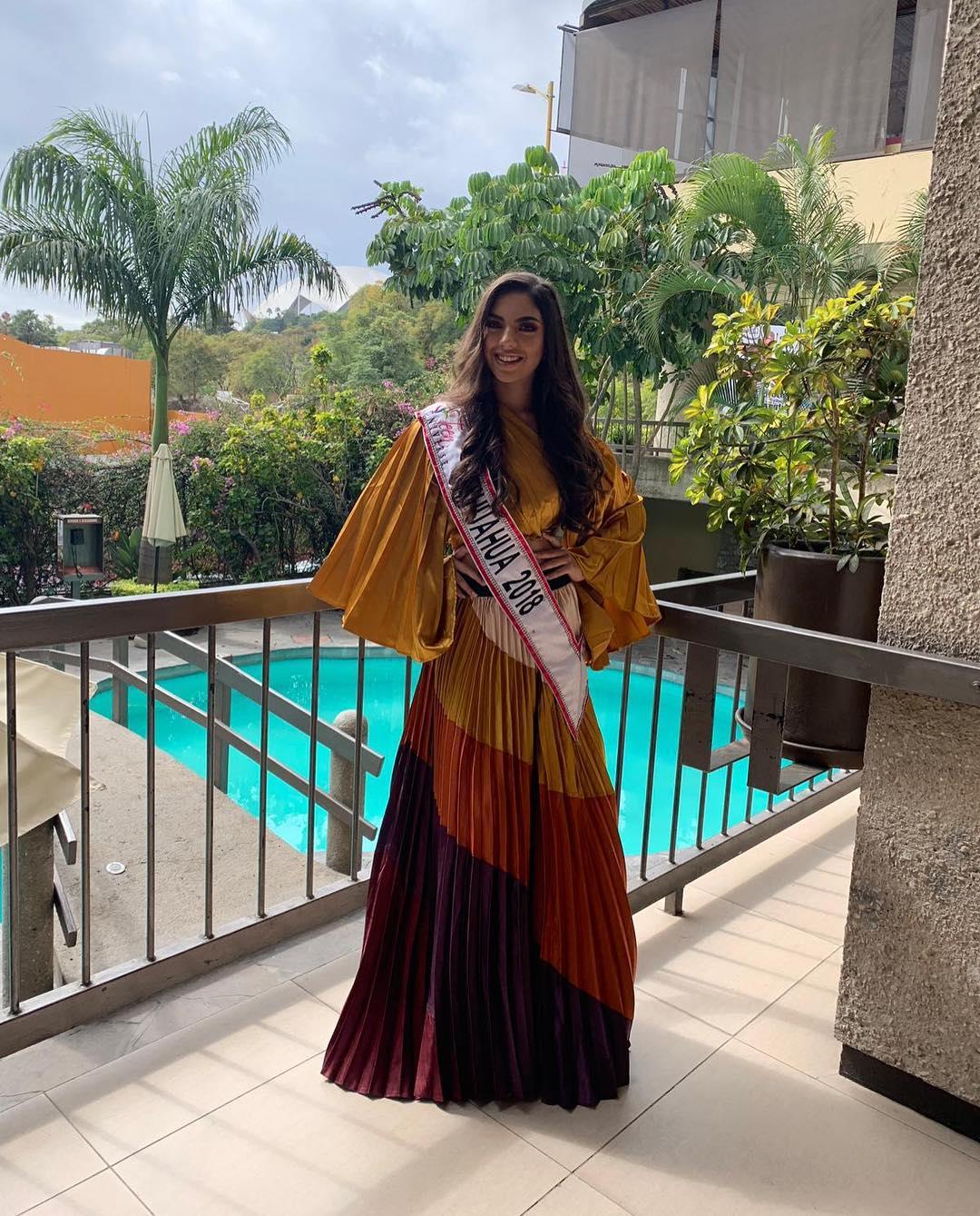 frida barron, miss teen universe riviera maya 2019. - Página 2 45717110