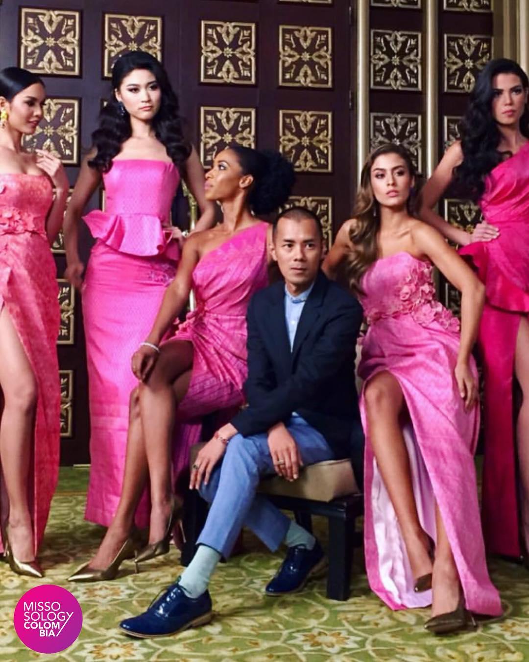 thai night gala dinner de candidatas a miss universe 2018. - Página 8 45717710