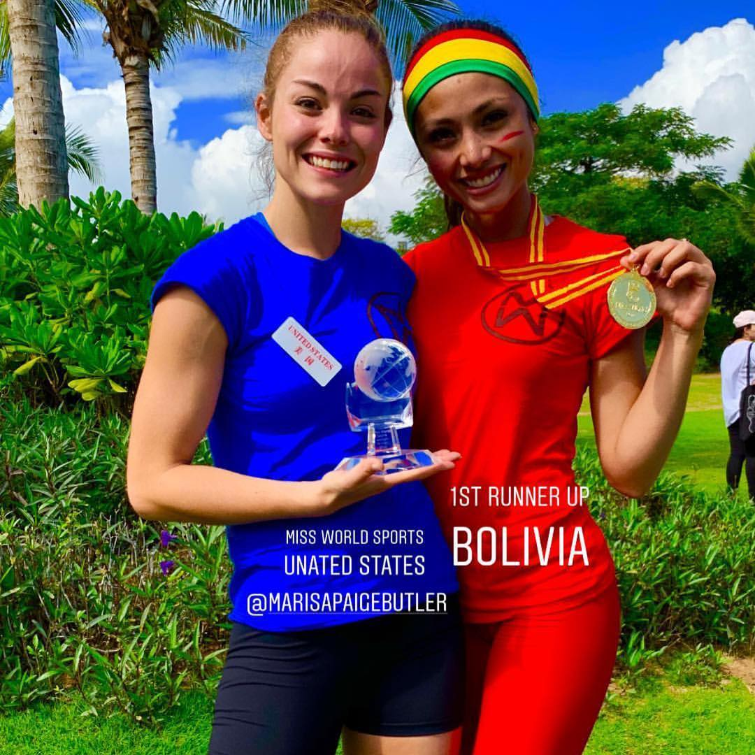 marisa butler, top 30 de miss world 2018/miss earth maine 2020. - Página 6 45939610