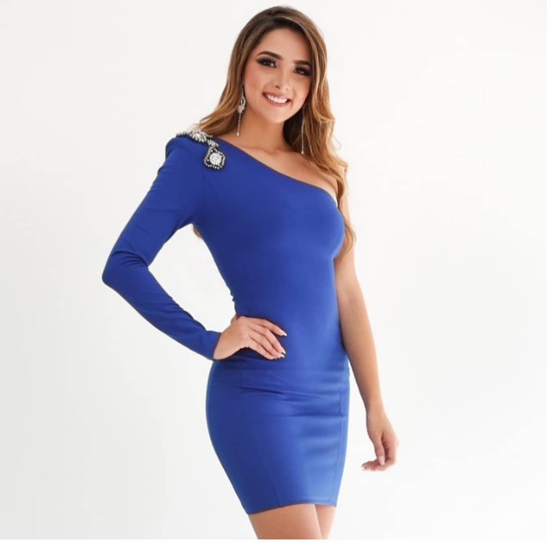 estefania olcese, miss atlantico international 2018. 45999010