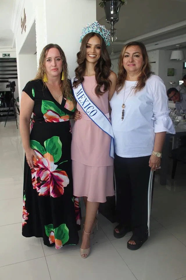 vanessa ponce de leon, miss world 2018. II - Página 13 46028810