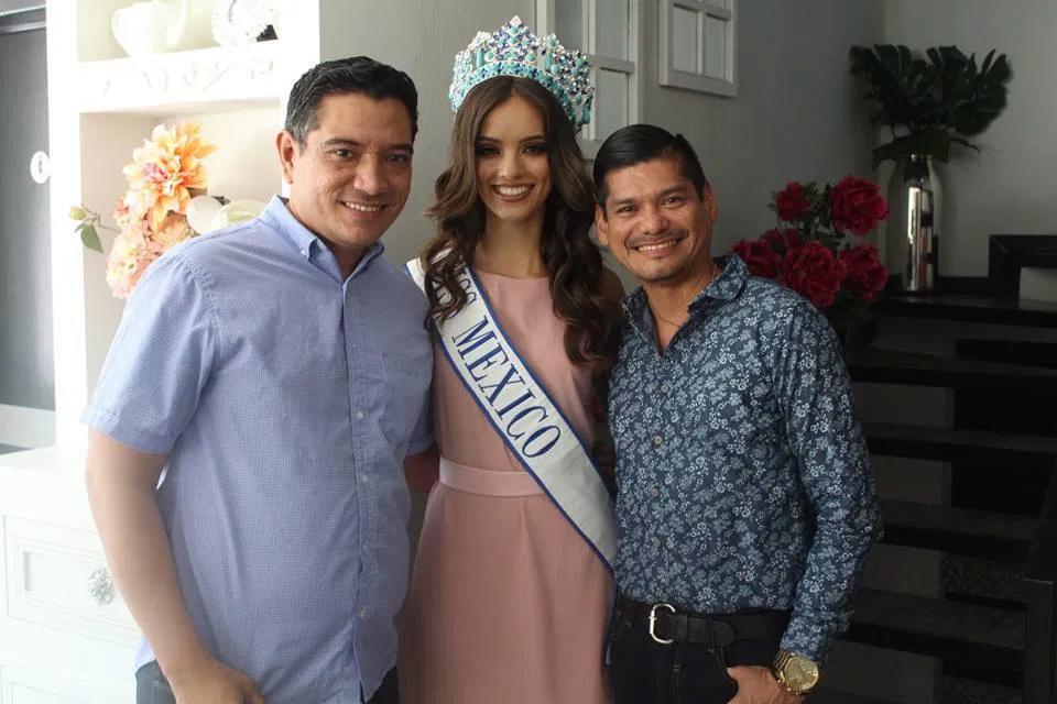 vanessa ponce de leon, miss world 2018. II - Página 13 46073910