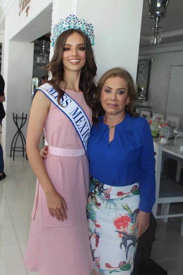 vanessa ponce de leon, miss world 2018. II - Página 13 46129310