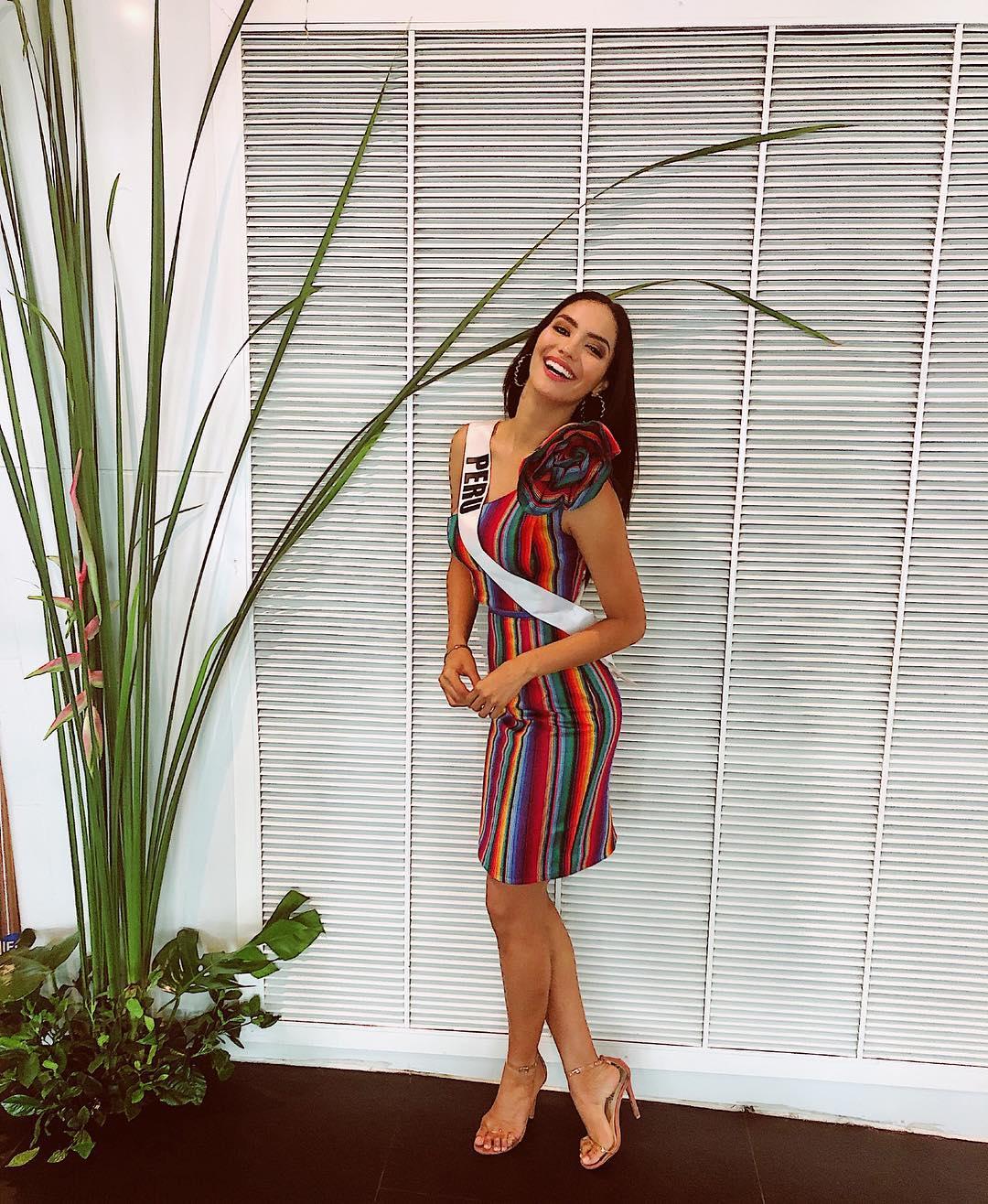 romina lozano, miss charm peru 2020/miss peru universo 2018. - Página 19 46164910