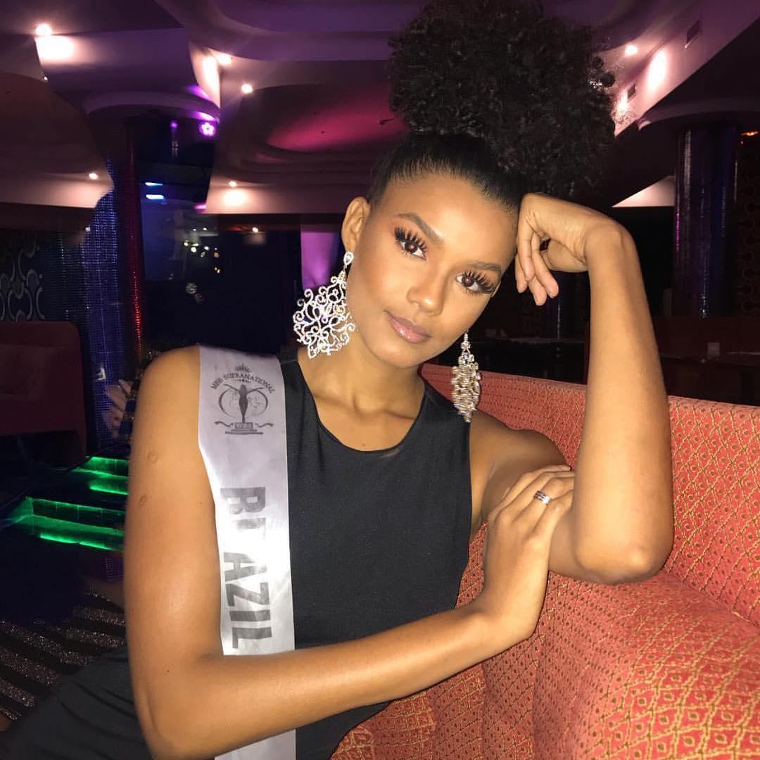 barbara reis, top 6 de miss supranational 2018. - Página 11 46297610
