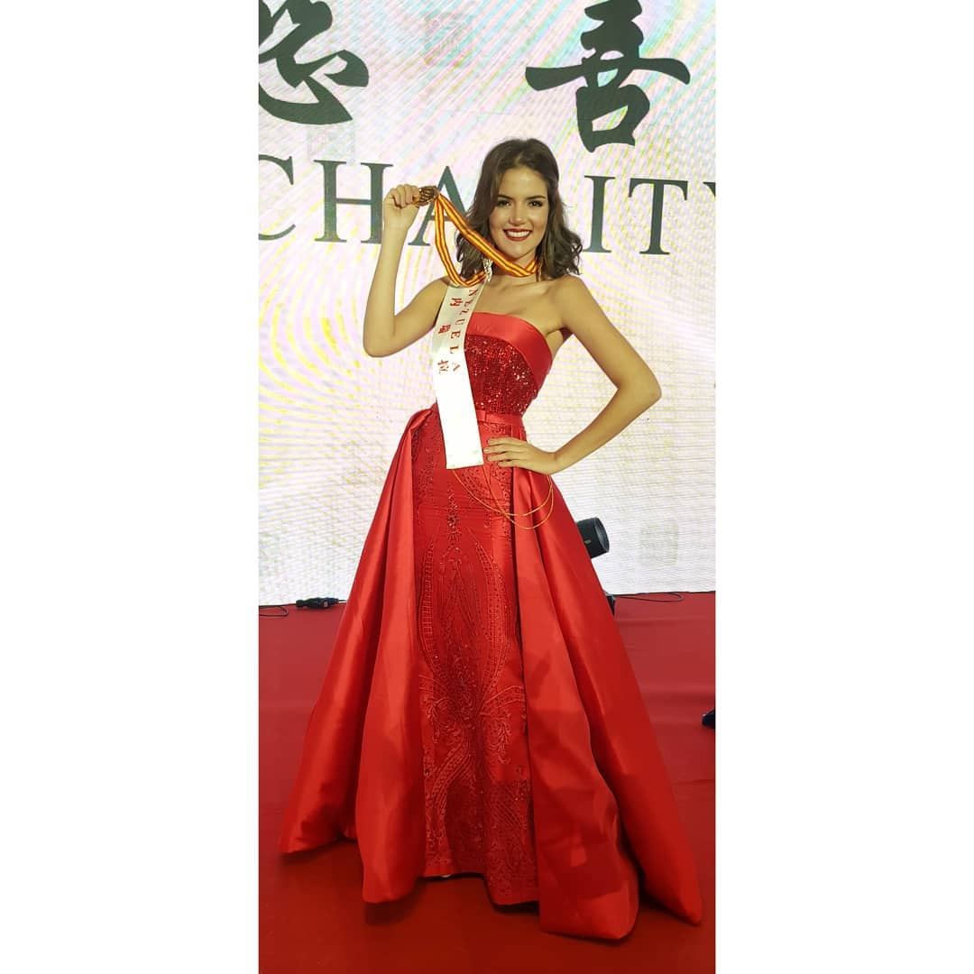 veruska ljubisavljevic, top 30 de miss world 2018. - Página 10 46352111