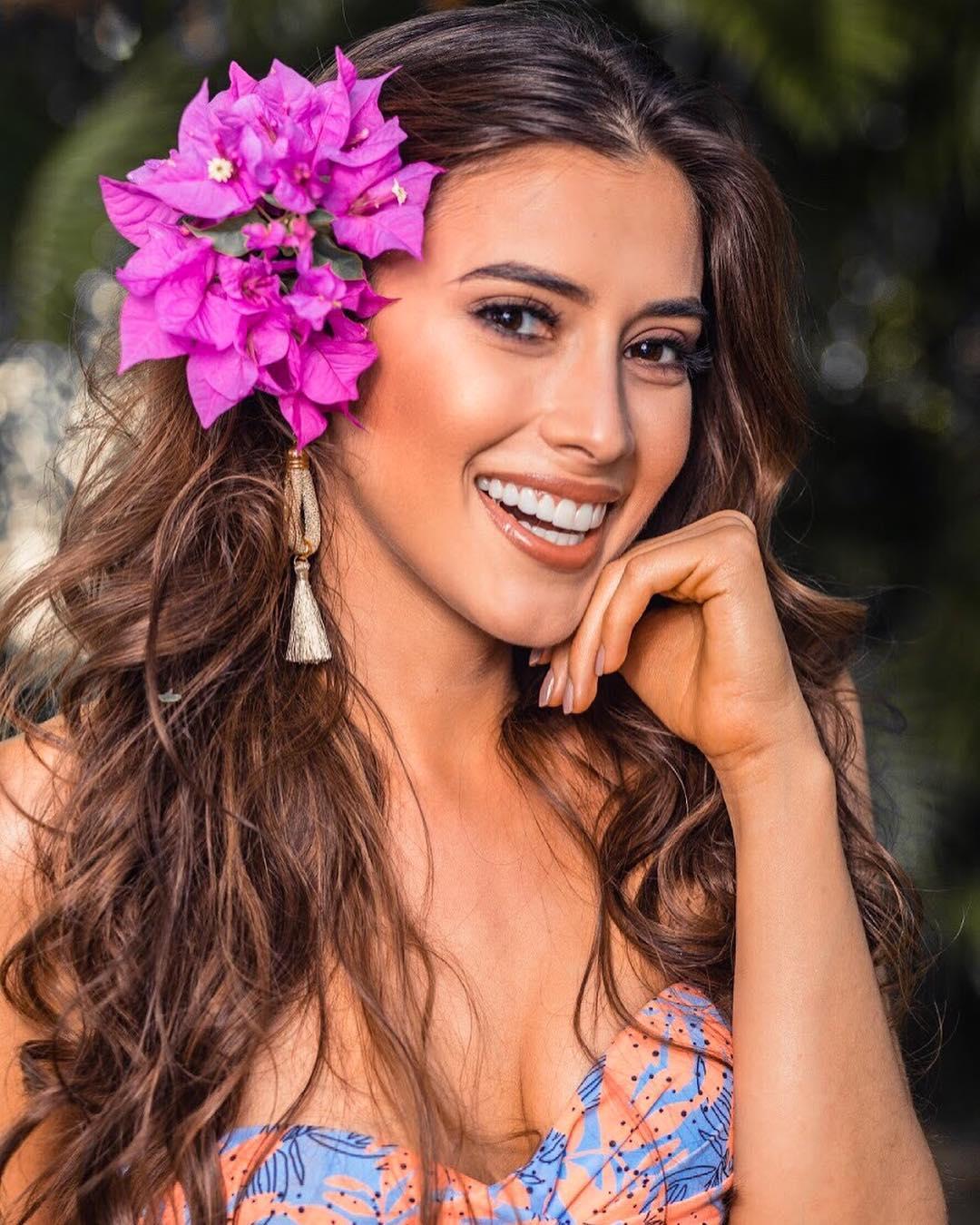 laura claro, primera finalista de reyna hispanoamericana 2019. 46369510