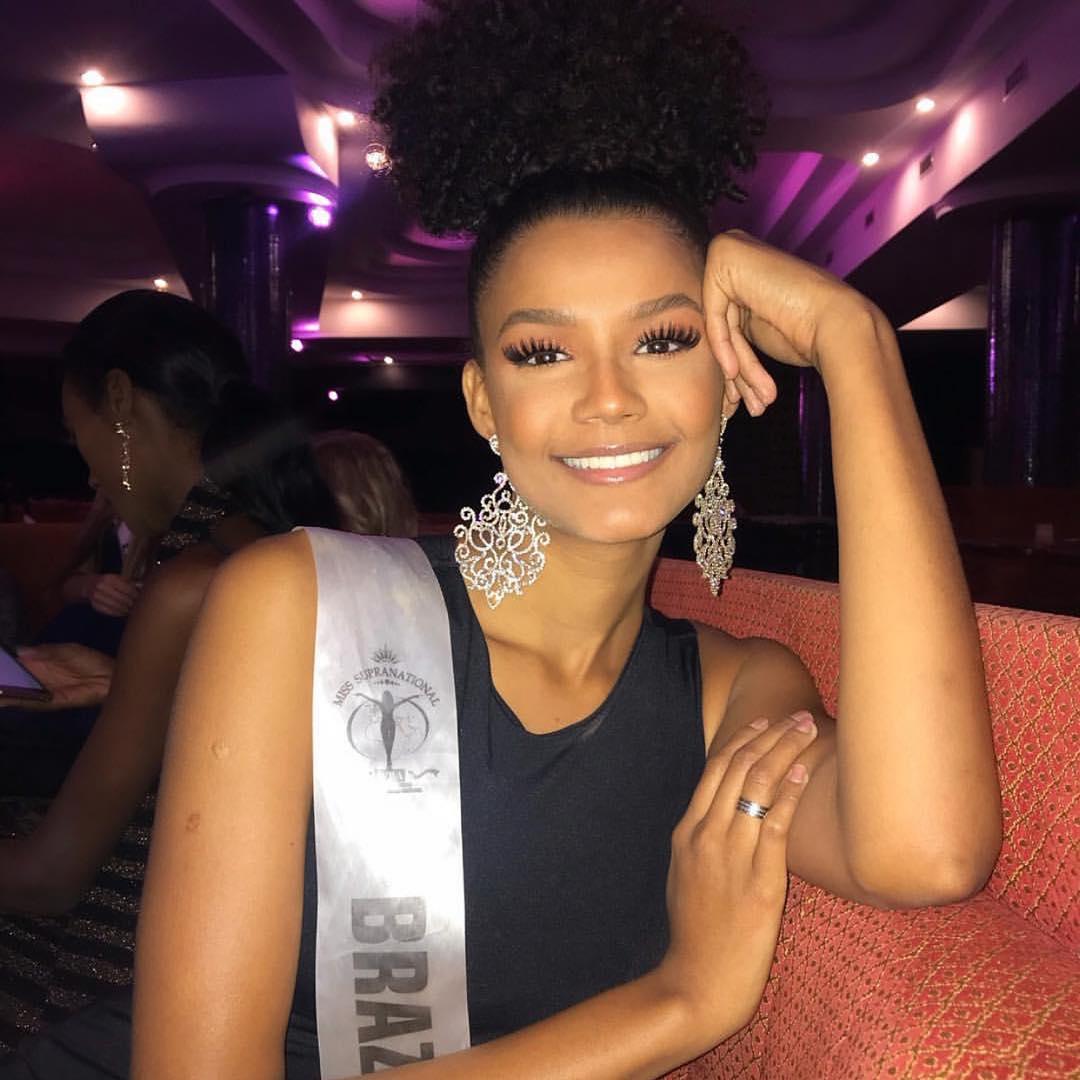 barbara reis, top 6 de miss supranational 2018. - Página 11 46469111