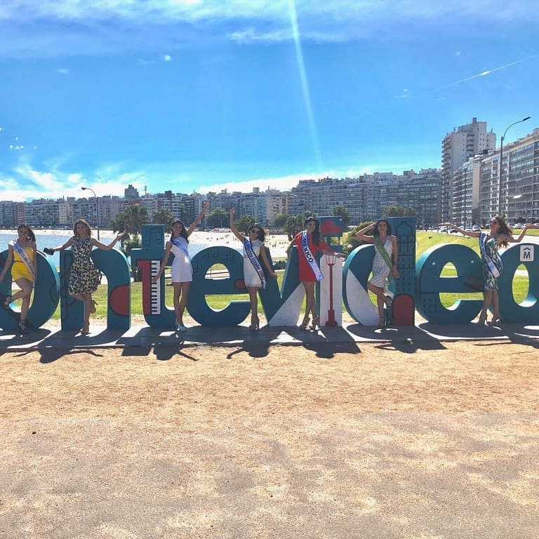 estefania olcese, miss atlantico international 2018. 46532710