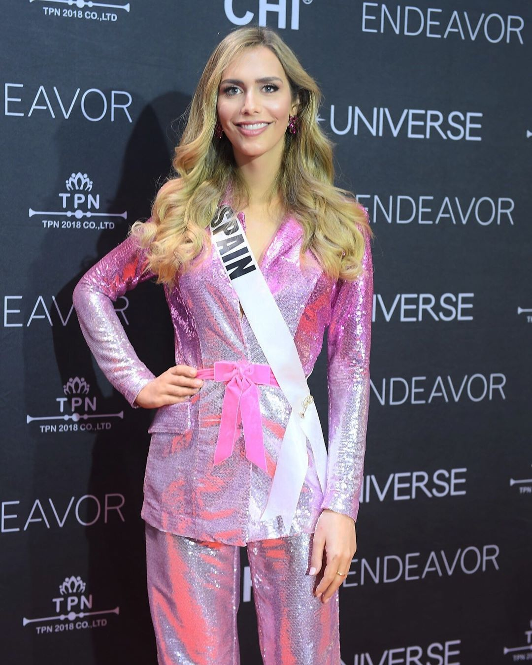angela ponce, miss espana universo 2018. - Página 18 46544511