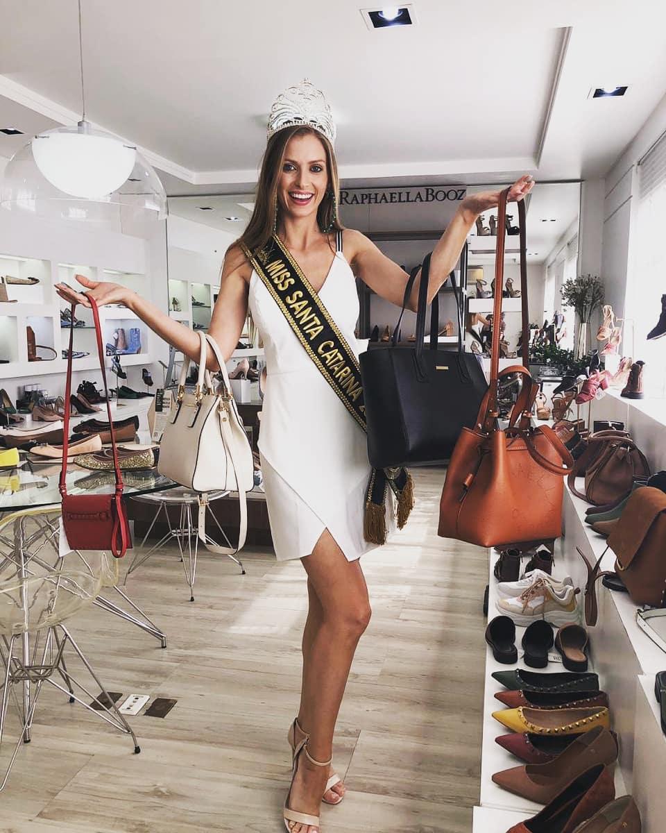 patricia marafon, miss santa catarina 2019. 46574611
