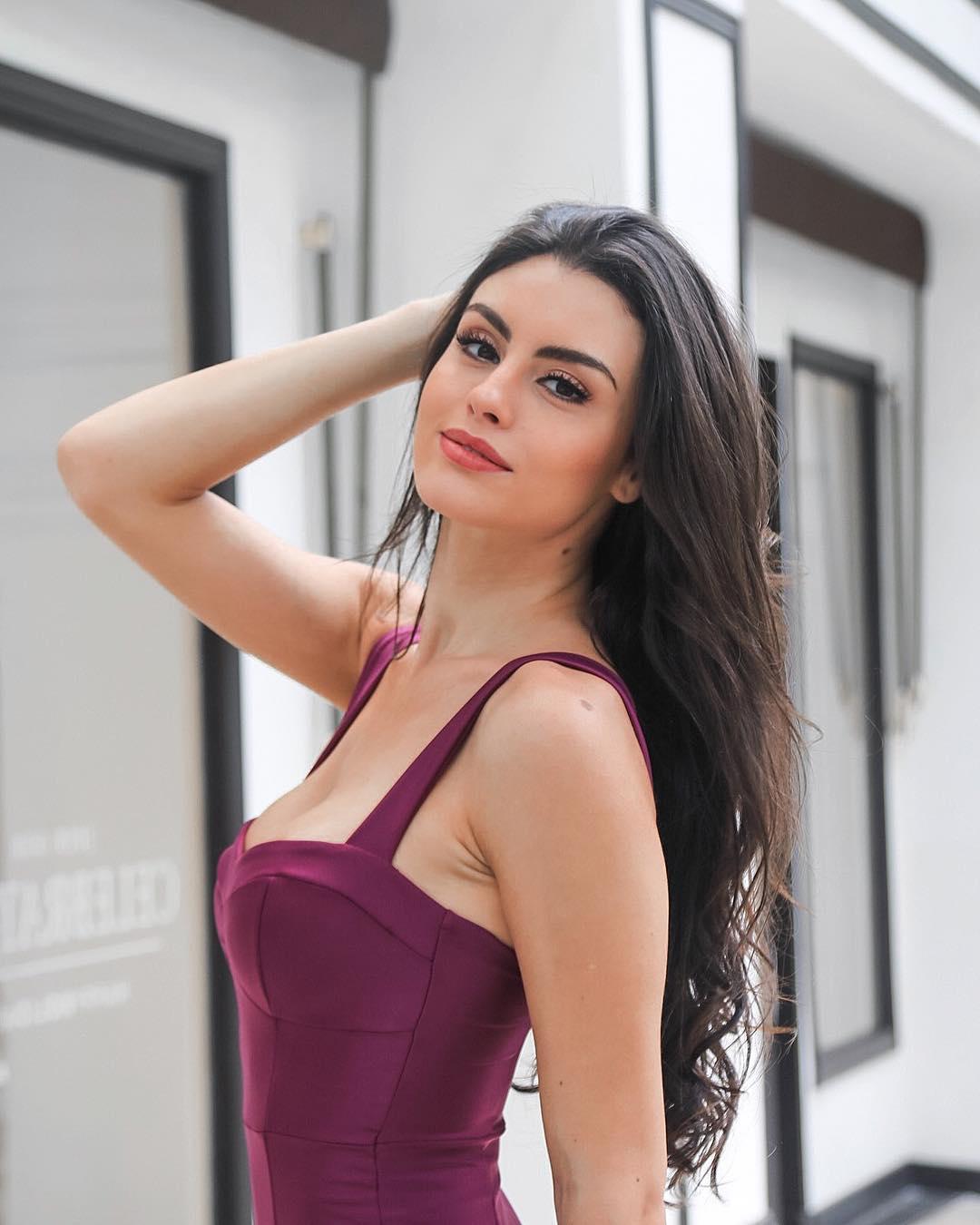 marjorie marcelle, miss grand brasil 2019. 46597510