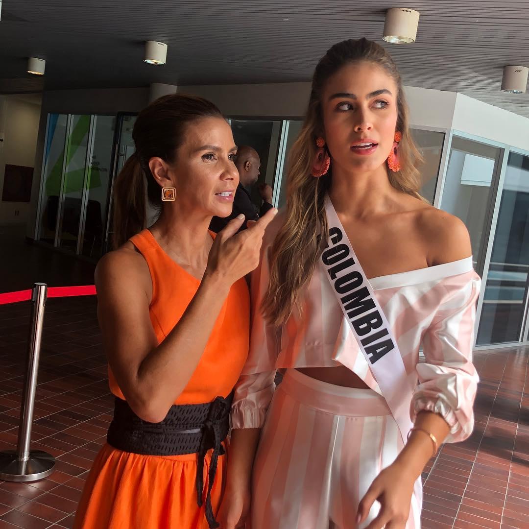 candidatas a miss universe 2018. final: 16 dec. sede: bangkok. part final. 46705510