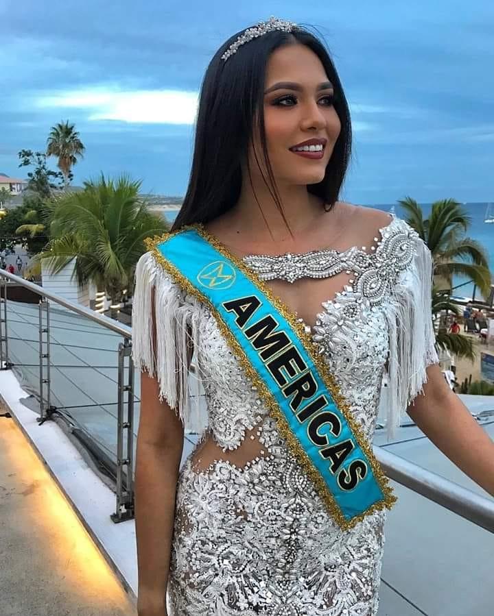 andrea meza, mexicana universal 2020/1st runner-up de miss world 2017. - Página 39 46845710