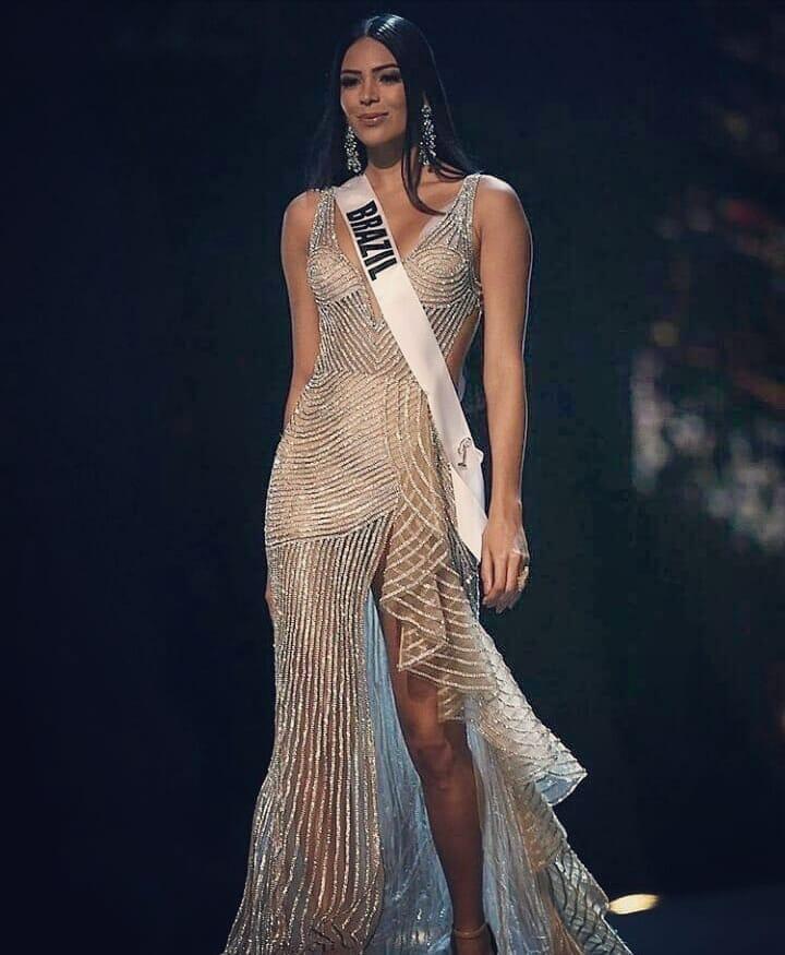 mayra dias, top 20 de miss universe 2018/primeira finalista de rainha hispanoamericana 2016. - Página 40 46922710