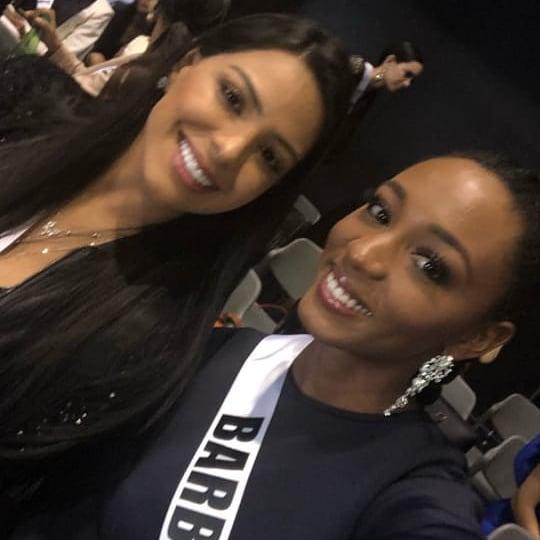 mayra dias, top 20 de miss universe 2018/primeira finalista de rainha hispanoamericana 2016. - Página 40 46987010