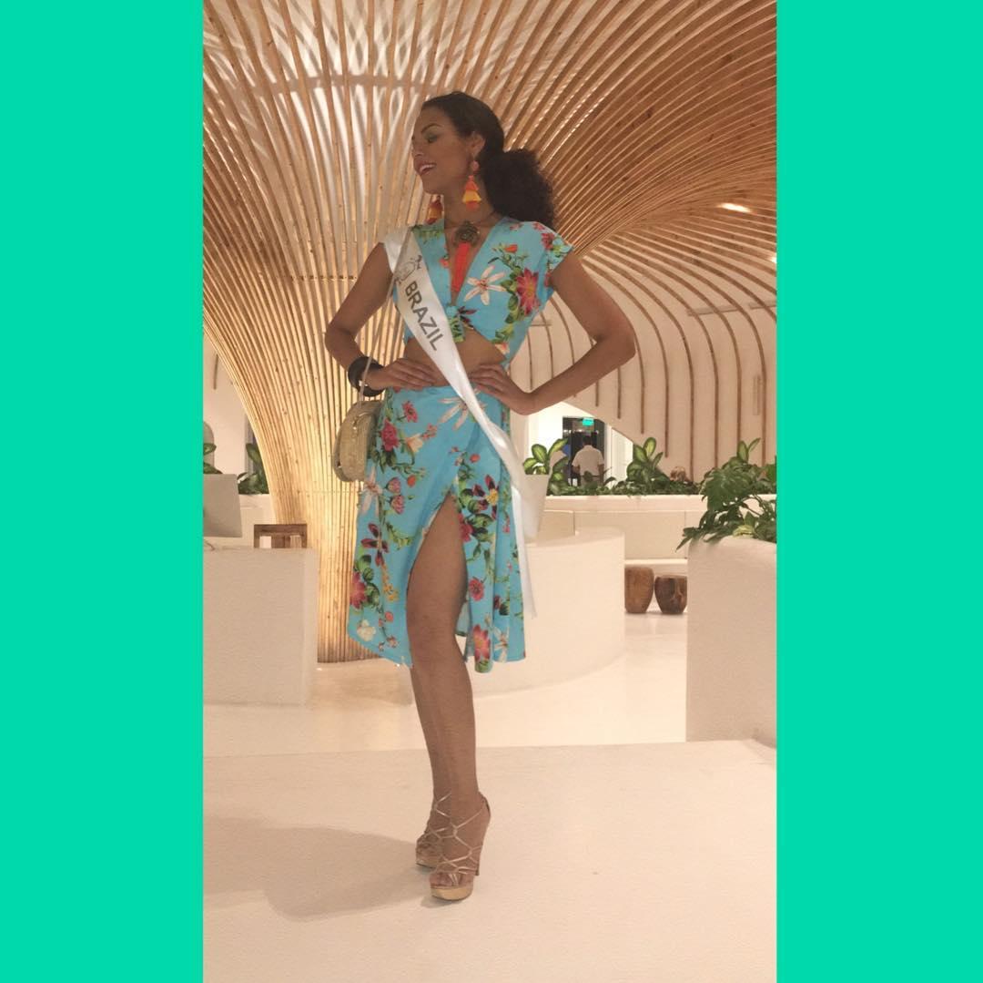 hosana elliot, semifinalista de top model of the world 2018/miss rio de janeiro 2014. - Página 3 47068411