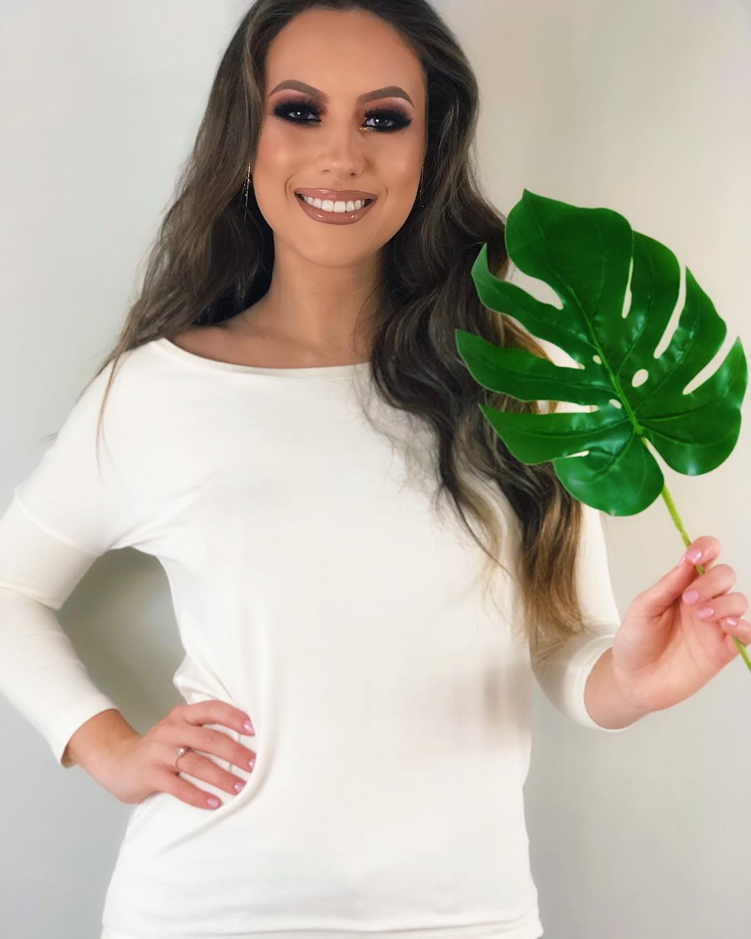 cristine boff sartor, segunda finalista de miss latinoamerica 2019. - Página 4 47079110