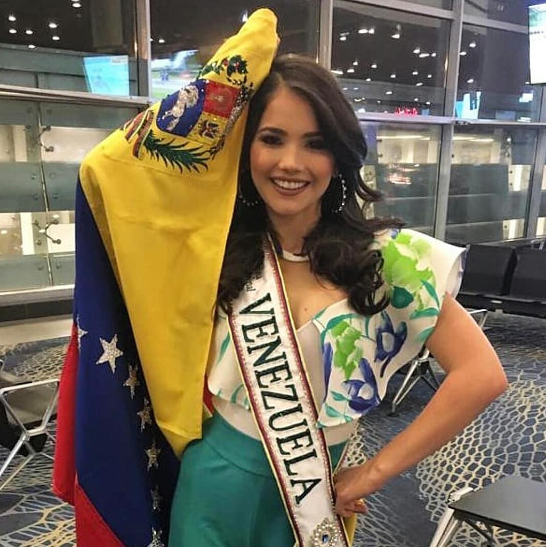 maria sofia contreras trujillo, segunda finalista de reynado internacional cafe 2019. - Página 2 47118310