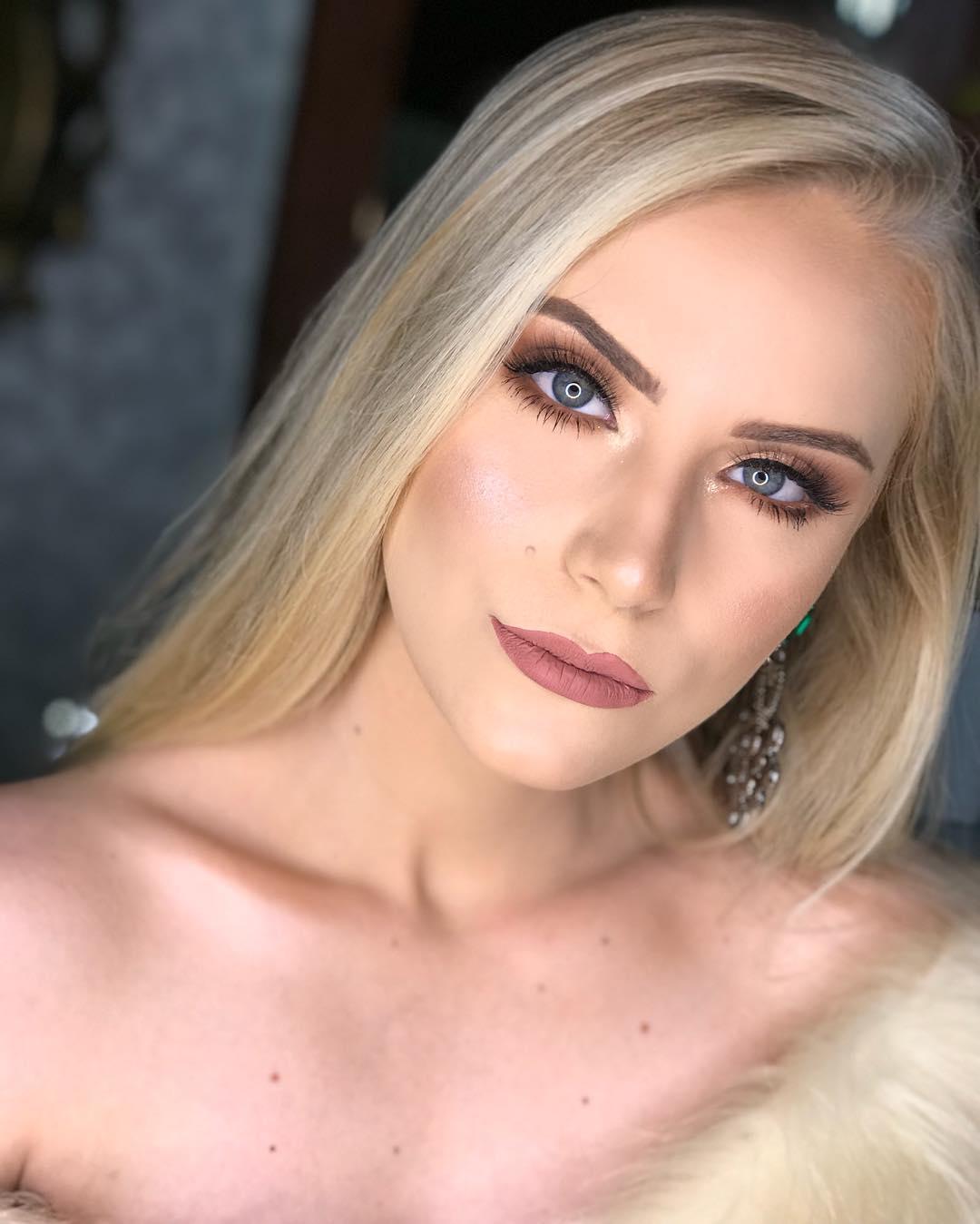 amanda pegoraro , miss brasil de las americas 2019. 47126211