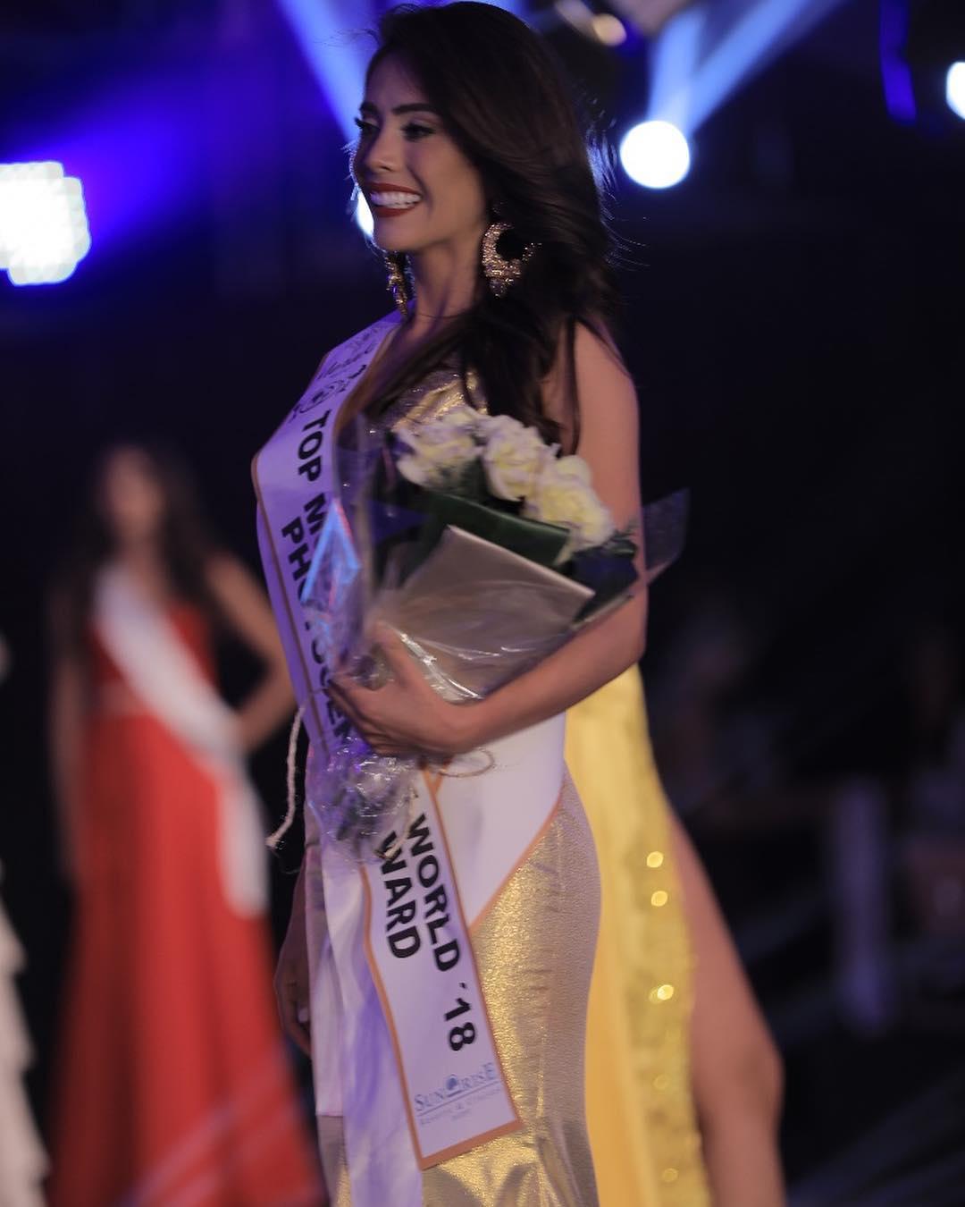 ivonne hernandez, semifinalista de top model of the world 2018. - Página 4 47208710
