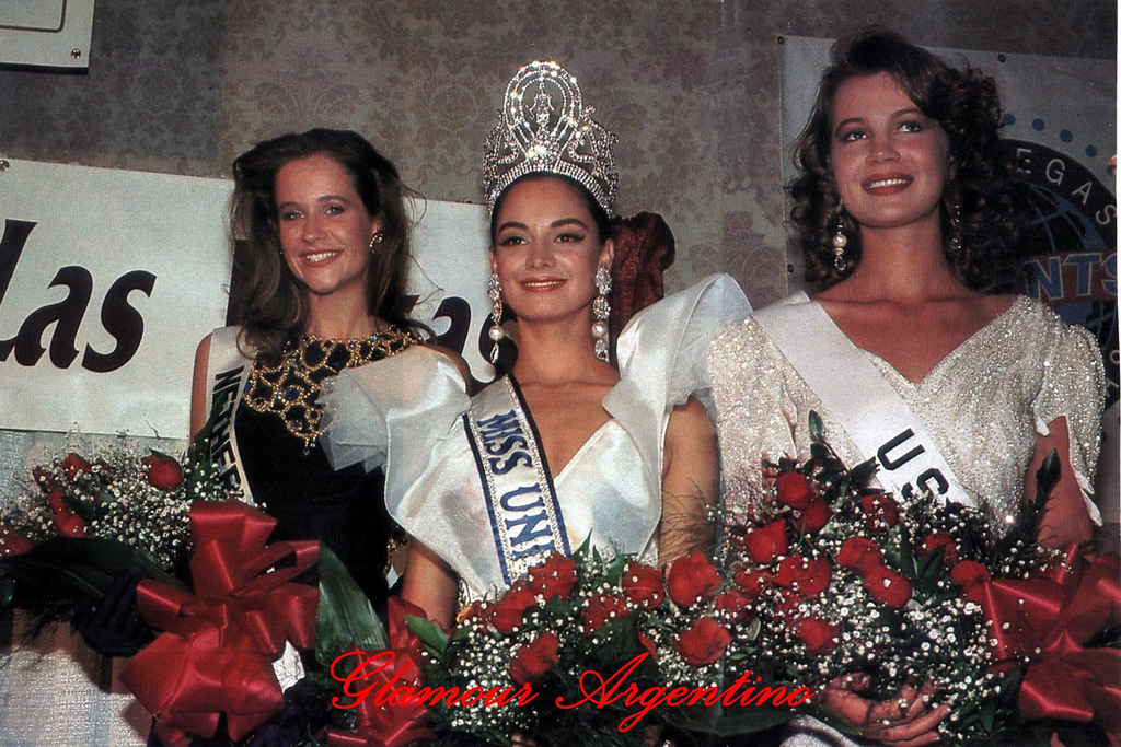 lupita jones, miss universe 1991. - Página 3 47320610