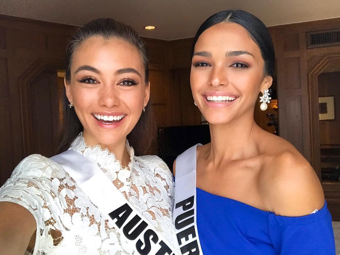 candidatas a miss universe 2018. final: 16 dec. sede: bangkok. part final. - Página 31 47412310