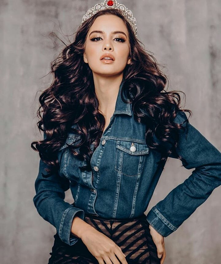 maria alejandra vengoechea, 3rd runner-up de miss international 2019. 47425210