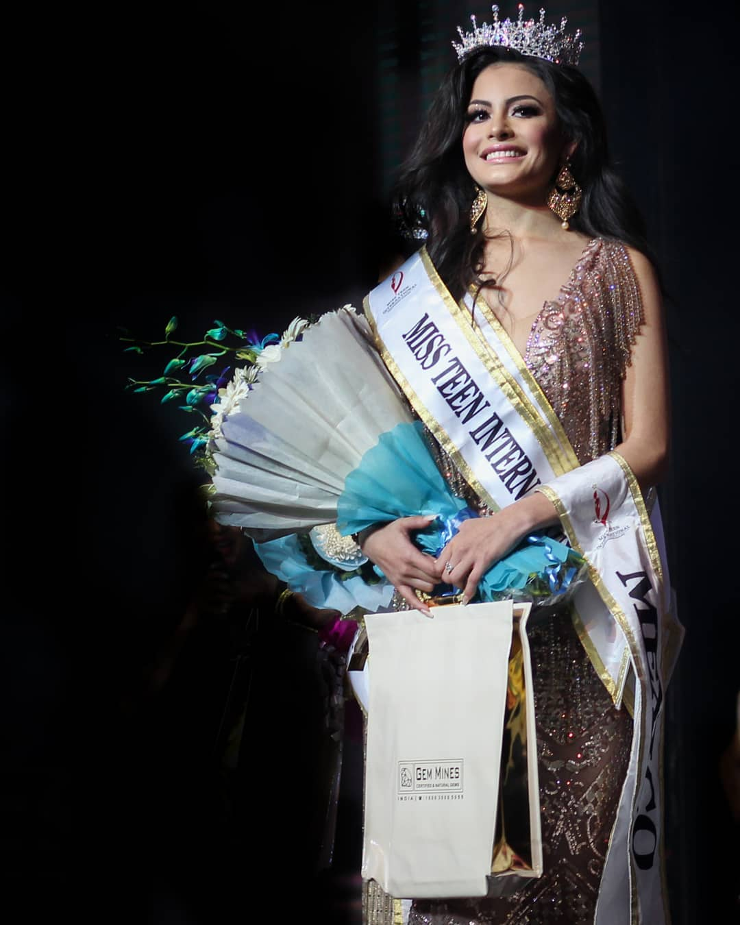 odalys duarte, miss teen international 2018. 47582911