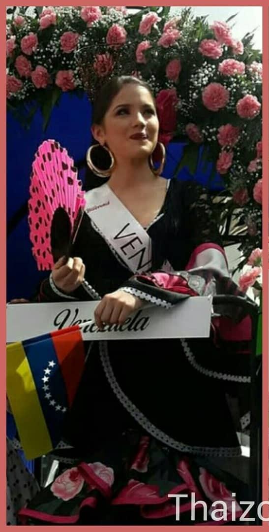 maria sofia contreras trujillo, segunda finalista de reynado internacional cafe 2019. - Página 6 47583112
