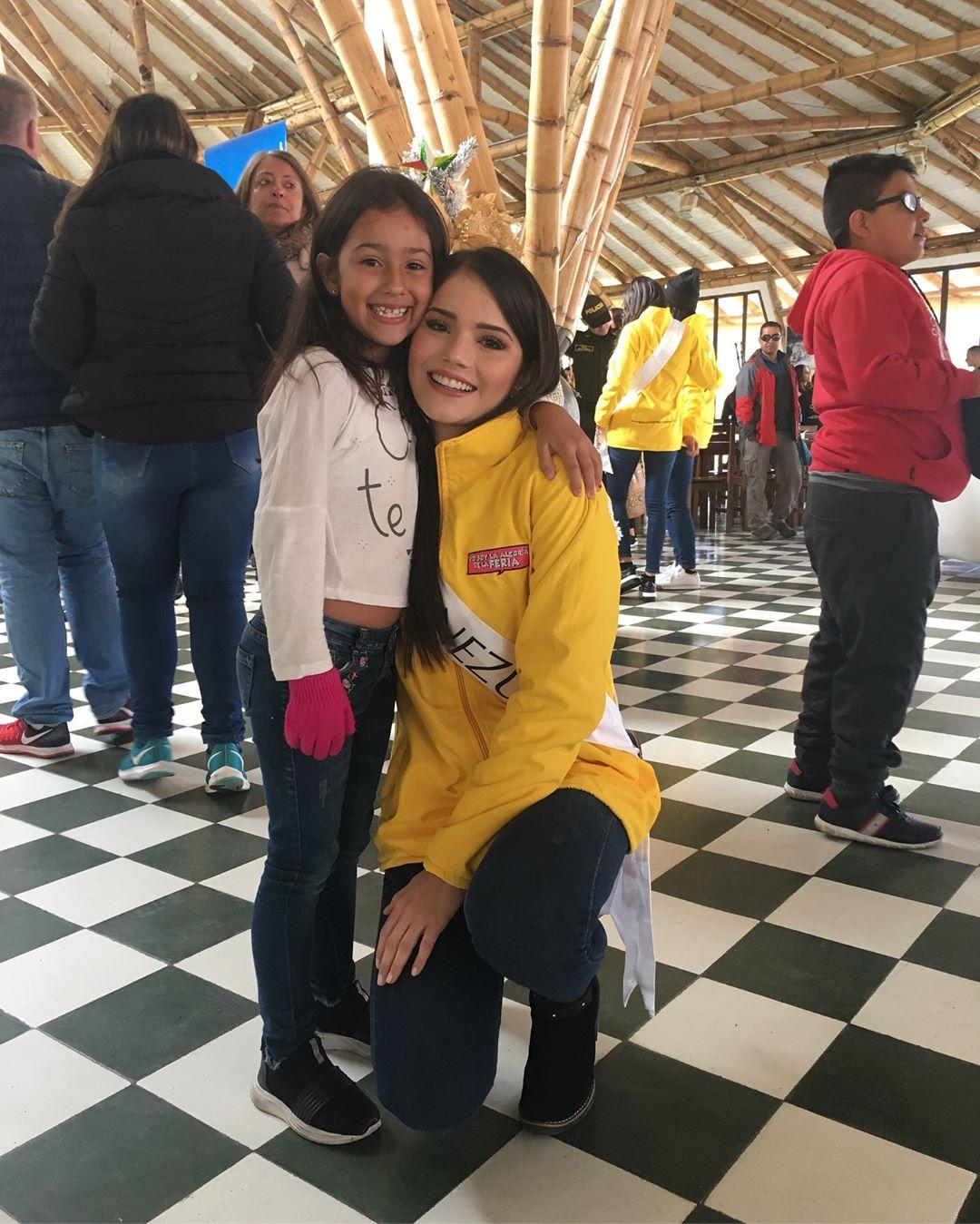 maria sofia contreras trujillo, segunda finalista de reynado internacional cafe 2019. - Página 3 47583911