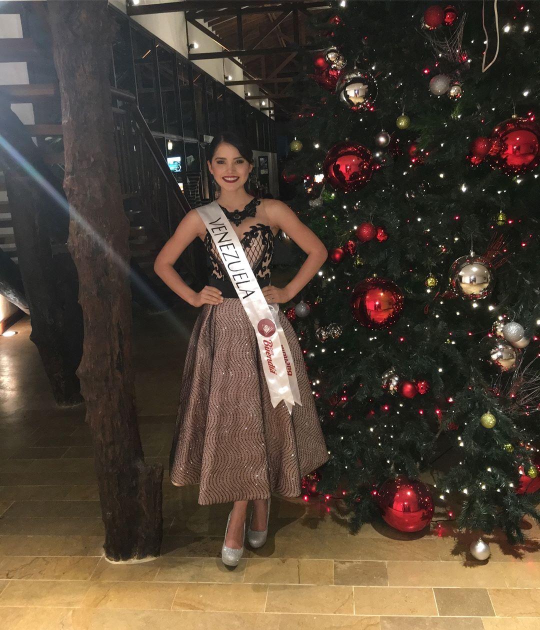 maria sofia contreras trujillo, segunda finalista de reynado internacional cafe 2019. - Página 5 47584310