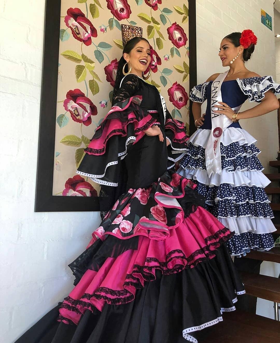 maria sofia contreras trujillo, segunda finalista de reynado internacional cafe 2019. - Página 5 47584911