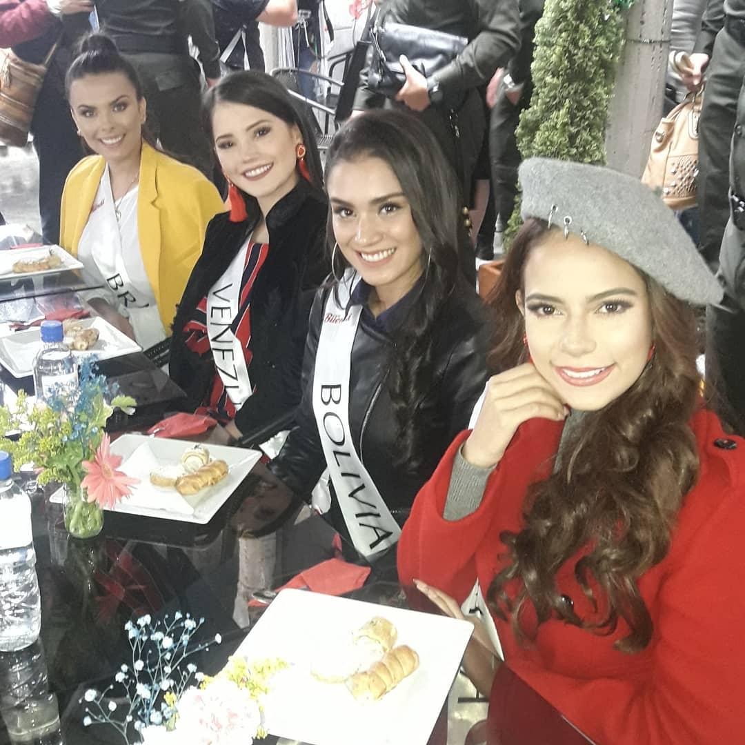 maria sofia contreras trujillo, segunda finalista de reynado internacional cafe 2019. - Página 4 47585912