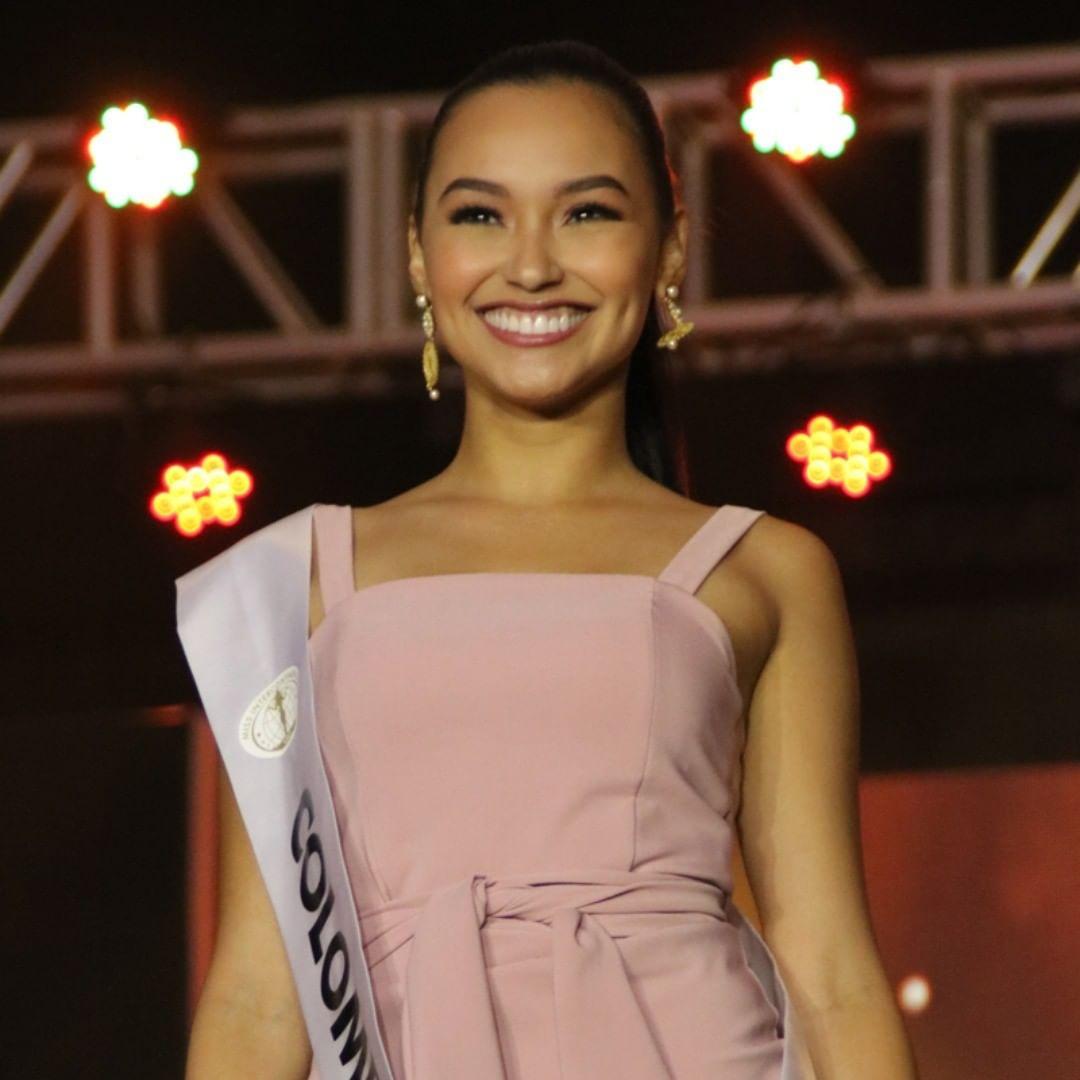 hillary hollman, 3rd runner-up de miss intercontinental 2018-2019. - Página 2 47585913