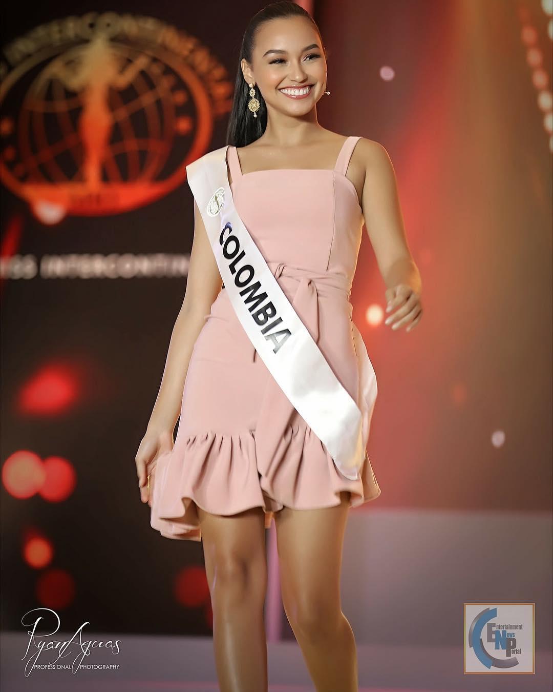 hillary hollman, 3rd runner-up de miss intercontinental 2018-2019. - Página 3 47689610
