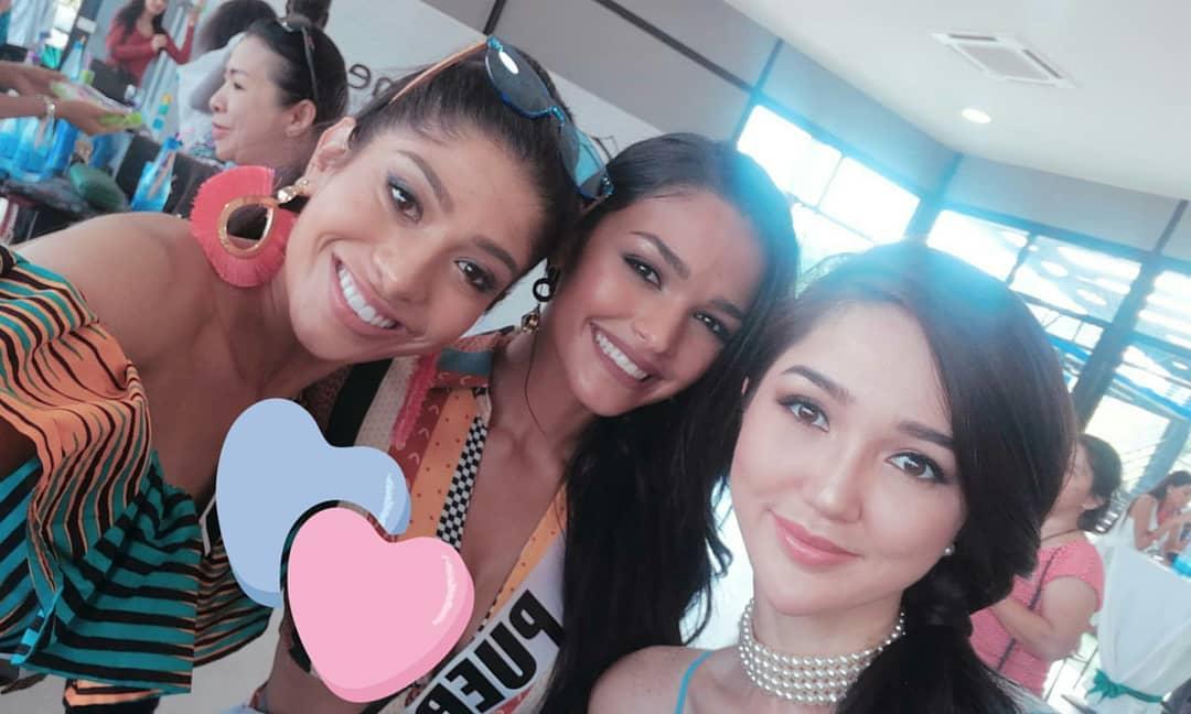 candidatas a miss universe 2018. final: 16 dec. sede: bangkok. part II. - Página 48 47689910