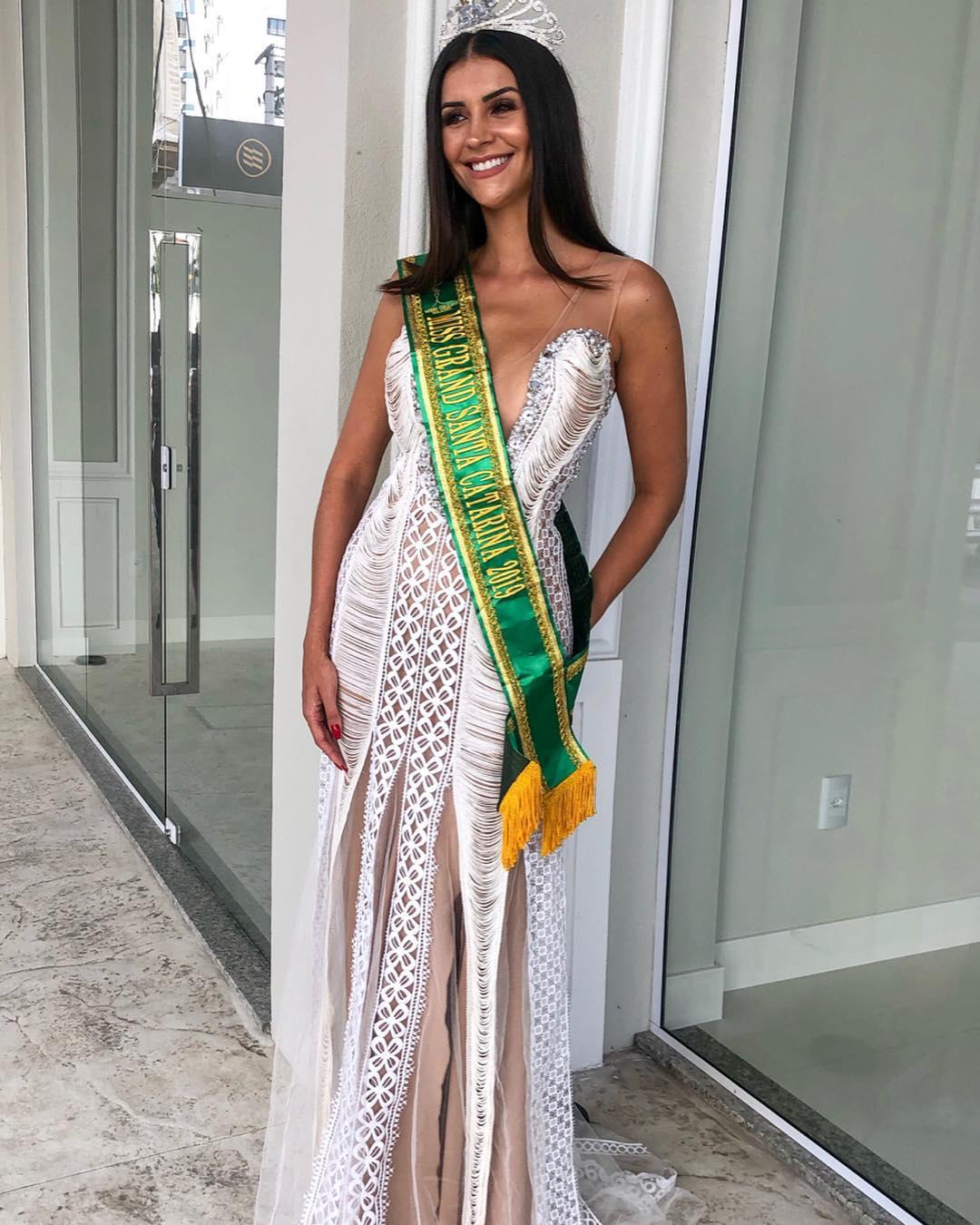 thylara brenner, miss brasil continentes unidos 2019. - Página 3 47689916