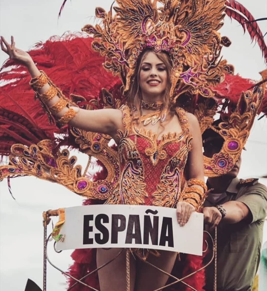 veronica selva, espana para reynado internacional cafe 2019. - Página 3 47690613
