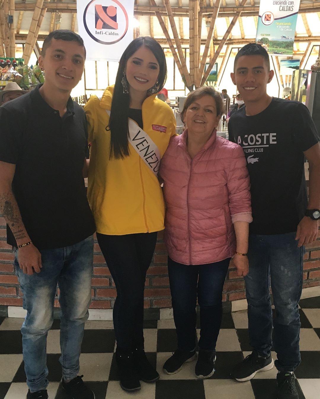 maria sofia contreras trujillo, segunda finalista de reynado internacional cafe 2019. - Página 3 47691710