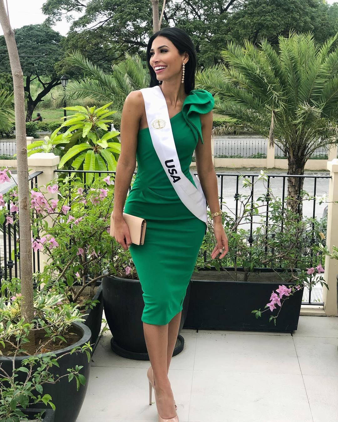 marianny egurrola, top 20 de miss intercontinental 2018-2019. - Página 5 47691713