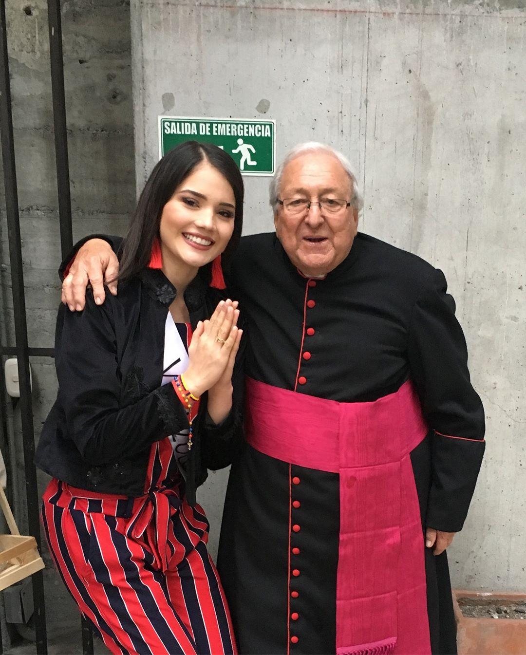 maria sofia contreras trujillo, segunda finalista de reynado internacional cafe 2019. - Página 5 47691910