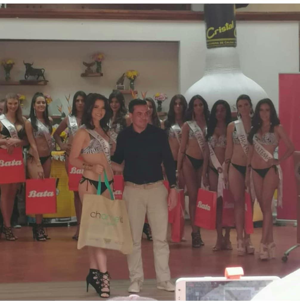 maria sofia contreras trujillo, segunda finalista de reynado internacional cafe 2019. - Página 6 47693111