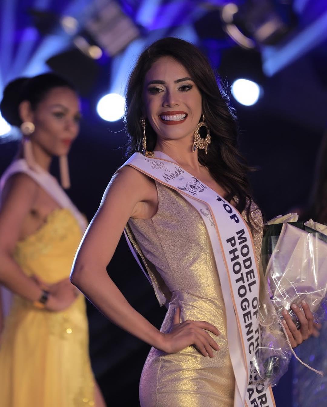 ivonne hernandez, semifinalista de top model of the world 2018. - Página 4 47693710