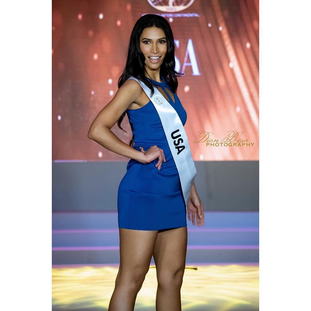 marianny egurrola, top 20 de miss intercontinental 2018-2019. - Página 3 47693912