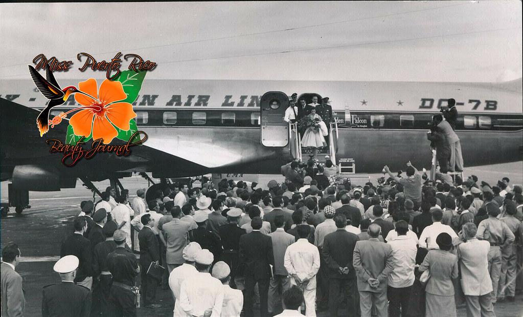 gladys zender, miss universe 1957. primera latina a vencer este concurso. - Página 4 47981810