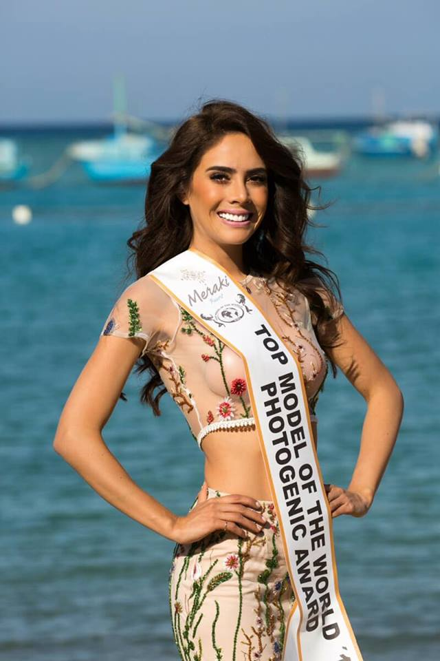 ivonne hernandez, semifinalista de top model of the world 2018. - Página 4 48380110