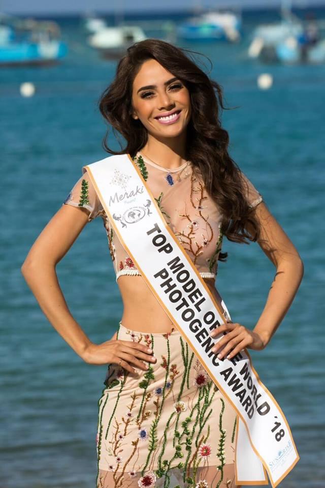 ivonne hernandez, semifinalista de top model of the world 2018. - Página 5 48395310