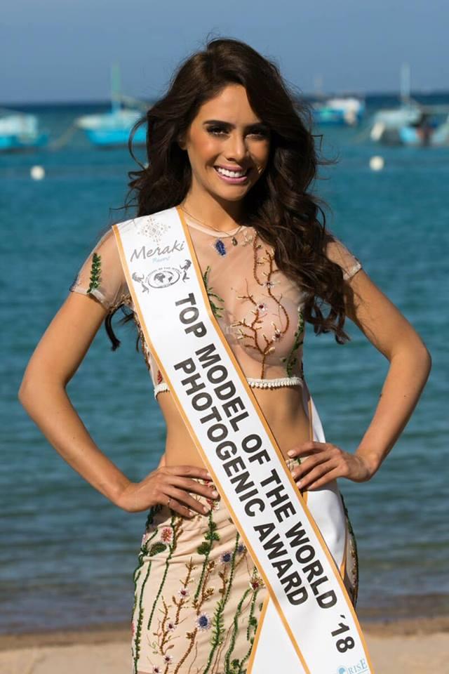 ivonne hernandez, semifinalista de top model of the world 2018. - Página 5 48396310
