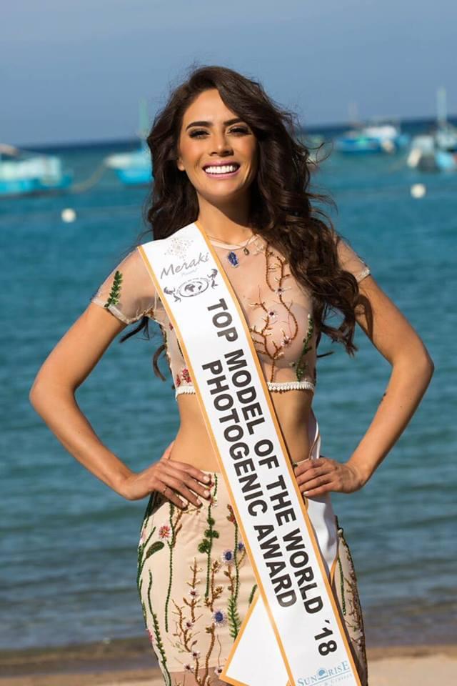 ivonne hernandez, semifinalista de top model of the world 2018. - Página 5 48396610